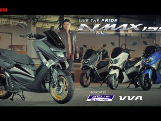 Iklan TV NMAX 155