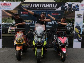 Pemenang semifinal CustoMAXI Semarang