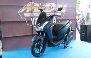 Yamaha Lexi Hadir di CustoMAXI Semarang